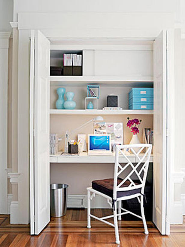 Smart Organizing Ideas for Small Spaces : Affordable Organization